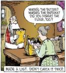 Cartoonist Dave Coverly  Speed Bump 2012-11-23 ingredient