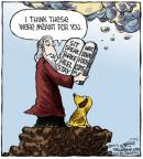 Cartoonist Dave Coverly  Speed Bump 2013-02-25 train