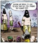 Cartoonist Dave Coverly  Speed Bump 2013-04-05 spectator