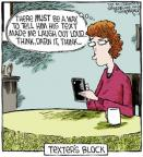 Cartoonist Dave Coverly  Speed Bump 2013-04-12 inspiration