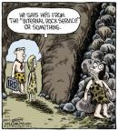 Cartoonist Dave Coverly  Speed Bump 2013-04-22 tax