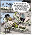Cartoonist Dave Coverly  Speed Bump 2013-06-05 summer