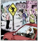 Cartoonist Dave Coverly  Speed Bump 2013-06-18 vehicle