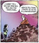 Cartoonist Dave Coverly  Speed Bump 2013-10-03 spirituality