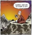 Cartoonist Dave Coverly  Speed Bump 2013-12-18 spirituality