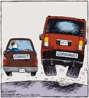 Cartoonist Dave Coverly  Speed Bump 2014-01-18 vehicle
