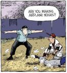 Cartoonist Dave Coverly  Speed Bump 2014-06-04 baseball
