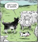 Cartoonist Dave Coverly  Speed Bump 2015-10-29 dog