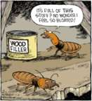 Cartoonist Dave Coverly  Speed Bump 2015-11-06 wood