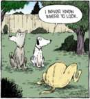 Cartoonist Dave Coverly  Speed Bump 2015-12-17 dog