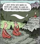 Cartoonist Dave Coverly  Speed Bump 2016-02-26 spirituality