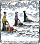 Cartoonist Dave Coverly  Speed Bump 2016-10-28 dog racing