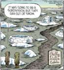 Cartoonist Dave Coverly  Speed Bump 2017-02-08 climate