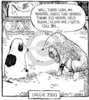 Cartoonist Dave Coverly  Speed Bump 2000-01-02 2000