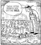 Cartoonist Dave Coverly  Speed Bump 2002-05-04 courage