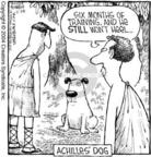 Cartoonist Dave Coverly  Speed Bump 2004-02-28 dog training