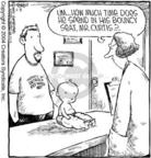 Cartoonist Dave Coverly  Speed Bump 2004-05-08 muscle