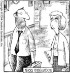 Cartoonist Dave Coverly  Speed Bump 2004-09-09 shave
