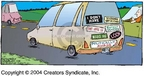 Cartoonist Dave Coverly  Speed Bump 2004-11-21 highway