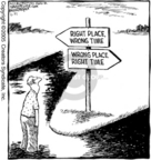 Cartoonist Dave Coverly  Speed Bump 2005-11-21 correct