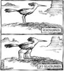 Cartoonist Dave Coverly  Speed Bump 2006-01-21 highway