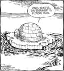 Cartoonist Dave Coverly  Speed Bump 2006-10-28 climate