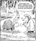 Cartoonist Dave Coverly  Speed Bump 2006-12-11 muscle