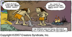Cartoonist Dave Coverly  Speed Bump 2007-02-11 division of labor