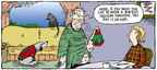 Cartoonist Dave Coverly  Speed Bump 2007-12-16 personality