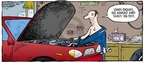 Cartoonist Dave Coverly  Speed Bump 2008-07-20 automobile repair shop