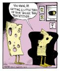 Cartoonist John Deering  Strange Brew 2012-12-13 cheese