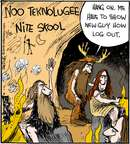 Cartoonist John Deering  Strange Brew 2015-01-15 education
