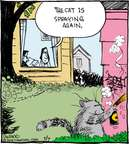 Cartoonist John Deering  Strange Brew 2015-07-07 spray