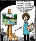 Cartoonist John Deering  Strange Brew 2015-12-08 intellectual