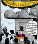 Cartoonist John Deering  Strange Brew 2016-03-01 honor