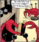 Cartoonist John Deering  Strange Brew 2016-08-06 ingredient