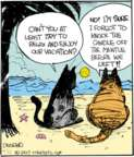 Cartoonist John Deering  Strange Brew 2017-07-31 cat