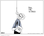 Cartoonist Ann Telnaes  Ann Telnaes' Editorial Cartoons 2004-09-19 CBS