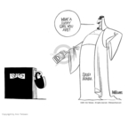 Cartoonist Ann Telnaes  Ann Telnaes' Editorial Cartoons 2001-12-15 Ann