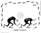 Cartoonist Ann Telnaes  Ann Telnaes' Editorial Cartoons 2002-08-24 subject