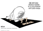 Cartoonist Ann Telnaes  Ann Telnaes' Editorial Cartoons 2002-09-04 Saudi Arabia