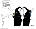 Cartoonist Ann Telnaes  Ann Telnaes' Editorial Cartoons 2003-09-09 John McCain