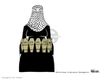 Cartoonist Ann Telnaes  Ann Telnaes' Editorial Cartoons 2003-10-04 Palestinian