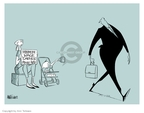 Cartoonist Ann Telnaes  Ann Telnaes' Editorial Cartoons 2006-06-24 mother