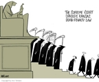Cartoonist Ann Telnaes  Ann Telnaes' Editorial Cartoons 2006-06-28 division