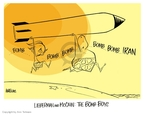 Cartoonist Ann Telnaes  Ann Telnaes' Editorial Cartoons 2007-06-10 John McCain