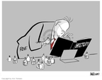 Cartoonist Ann Telnaes  Ann Telnaes' Editorial Cartoons 2007-12-03 editorial staff