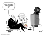 Cartoonist Ann Telnaes  Ann Telnaes' Editorial Cartoons 2007-12-13 video