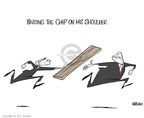 Cartoonist Ann Telnaes  Ann Telnaes' Editorial Cartoons 2008-02-02 John McCain