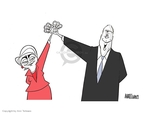 Cartoonist Ann Telnaes  Ann Telnaes' Editorial Cartoons 2008-03-05 2008